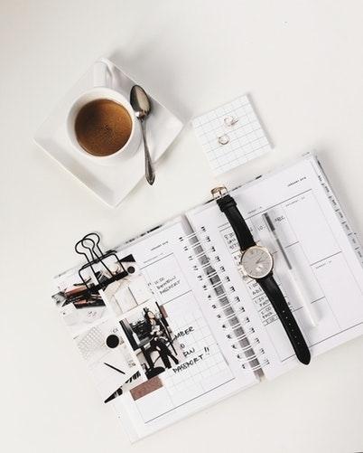 1日たった5分の日記習慣。5minuteジャーナルで始める心の自分磨き