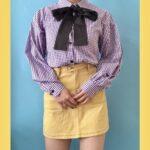 韓国×vintageが今っぽい。「peacHoney」のお洋服でレトロガーリーに
