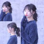 ポニーテール × 高校生 = 青春の公式♡制服に合わせたくなる、王道ヘアカタログ