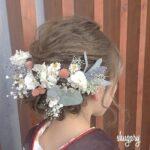 成人式や卒業式は、私だけの髪飾りを。和装に合わせたいハンドメイドのヘアアクセ