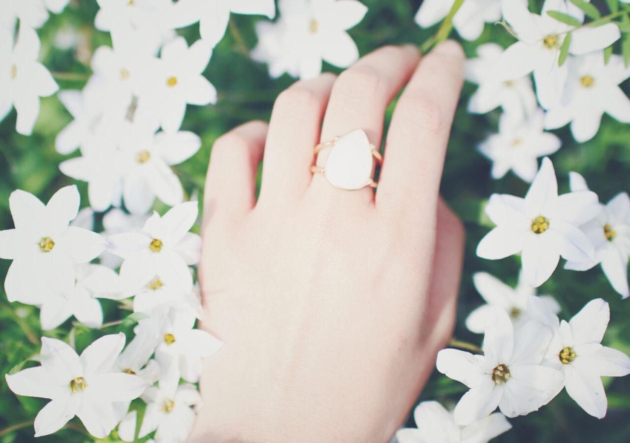 """美人がキレイなのは顔だけじゃない。美意識を反映する手を労って""""べっぴんさん""""に"""
