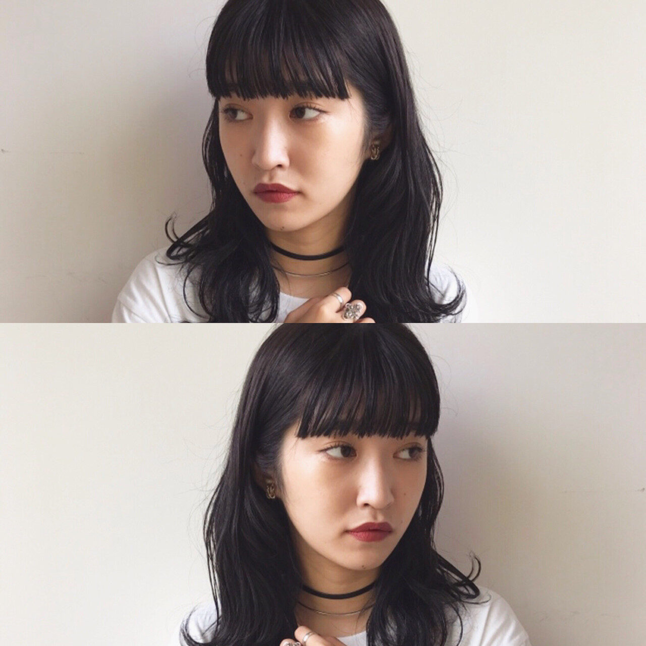 きっと気になるカレも黒髪至上主義。色白効果の黒髪で白雪姫のように輝く秘密