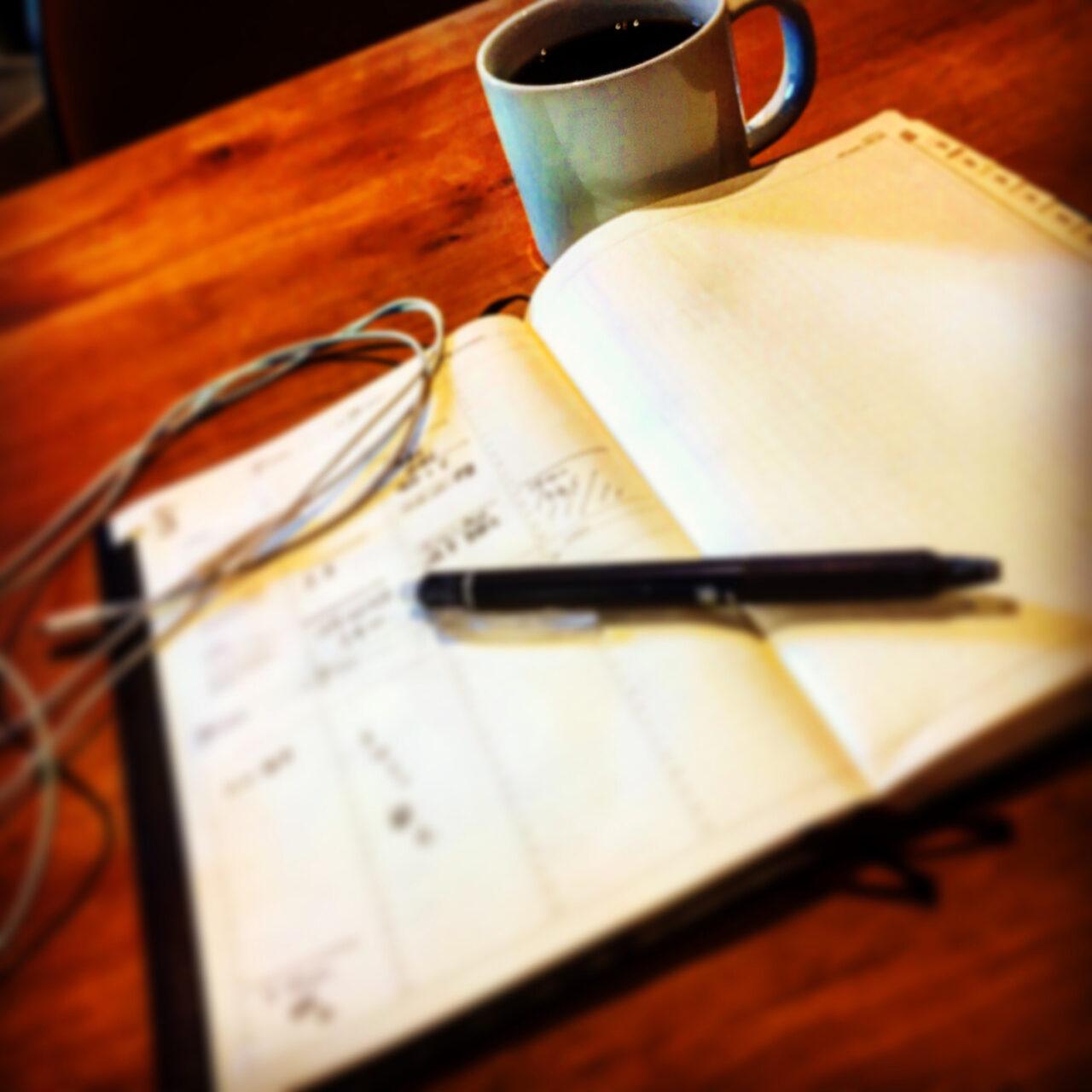 「今度こそちゃんと使いたい!」飽きがちな秋始まり手帳をうま〜く使うメソッド