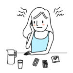 情緒不安定で辛い女の子の日。そのいろんな症状、もしかしてPMSのせいかも