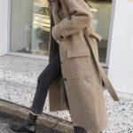 男性から見るとバスローブ…!?品良くロングコートを着こなす6つのモテLesson