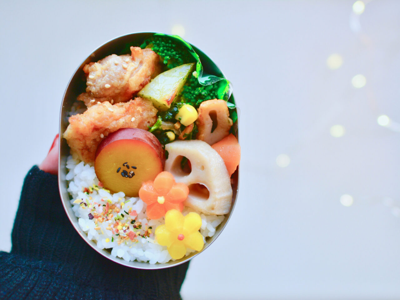 """【色別】お弁当のおかずレシピをCHECK!鮮やか""""パレットランチBOX""""の作り方"""