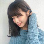黒髪×ミディアム×ストレートで男女モテ♡おすすめスタイル&ヘアアレンジ17選