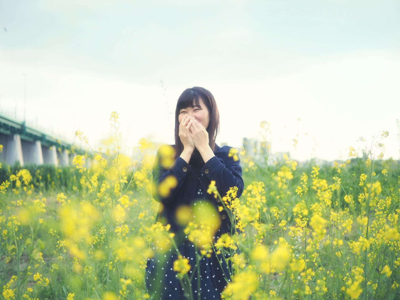 6:思いっきり笑う
