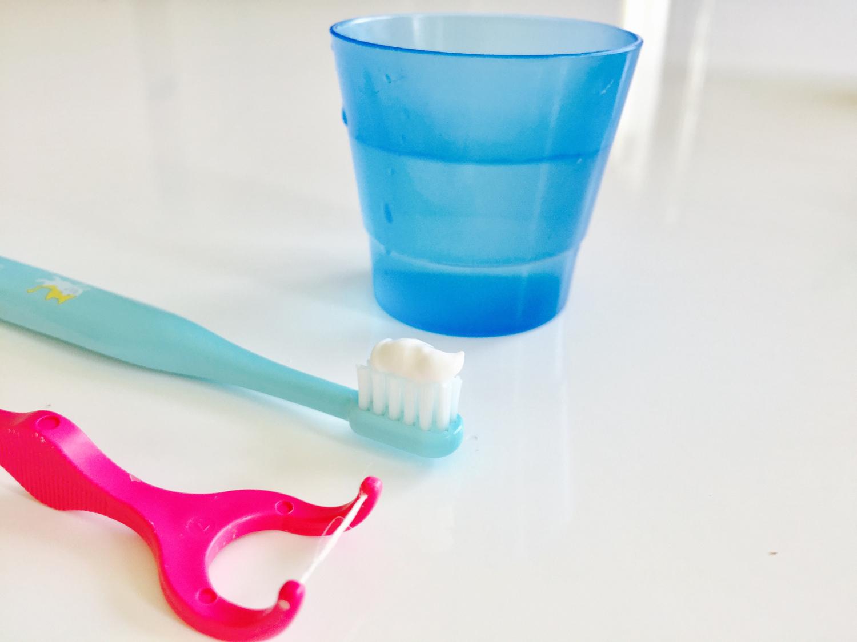 虫歯予防のためにも