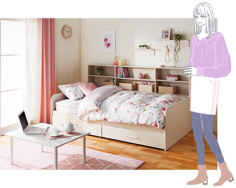 (♡)Aのあなたにオススメのお部屋