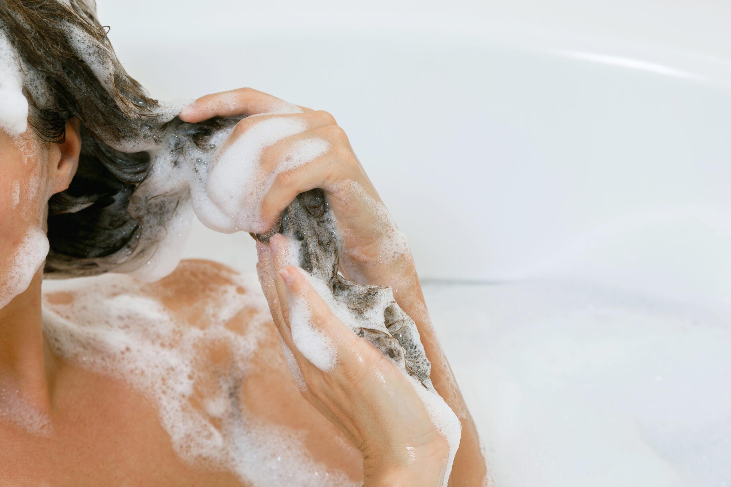 STEP2:洗い残しをなくす