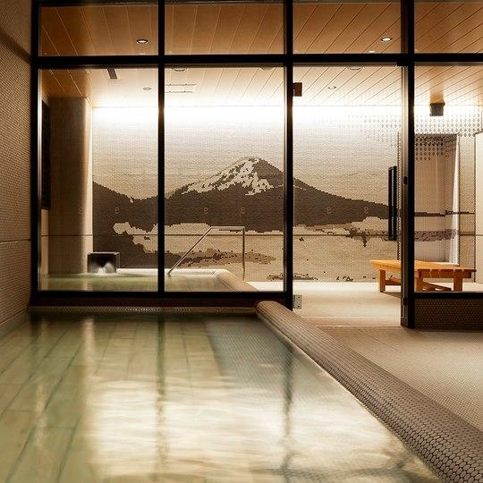 point 銭湯スタイルの大浴場