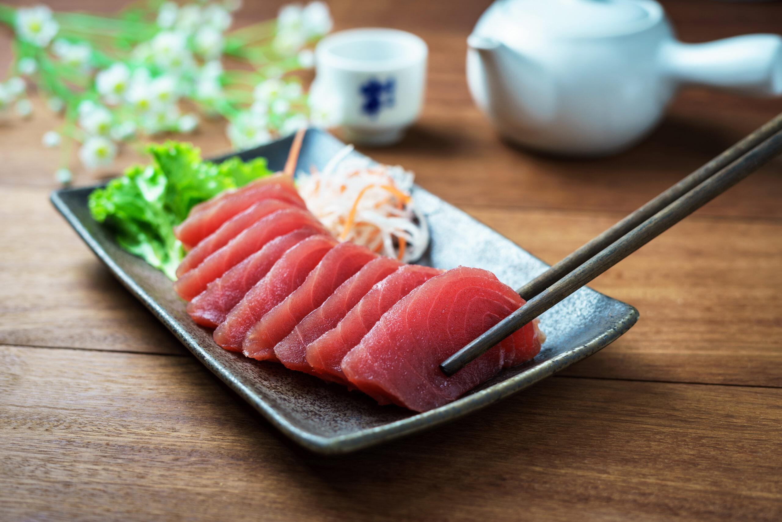 魚(マグロやカツオなど)