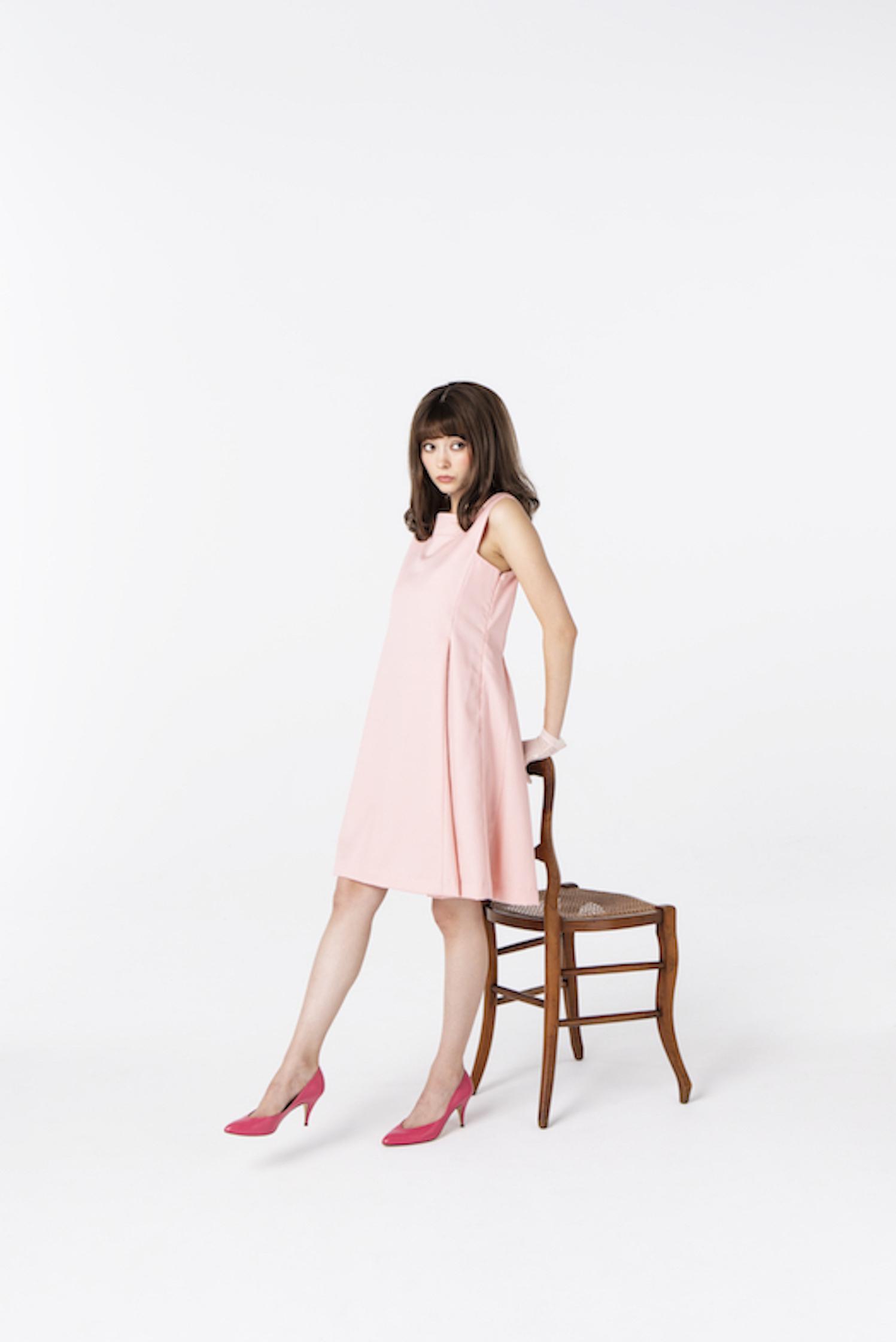 __歌う恋人たちのピンク