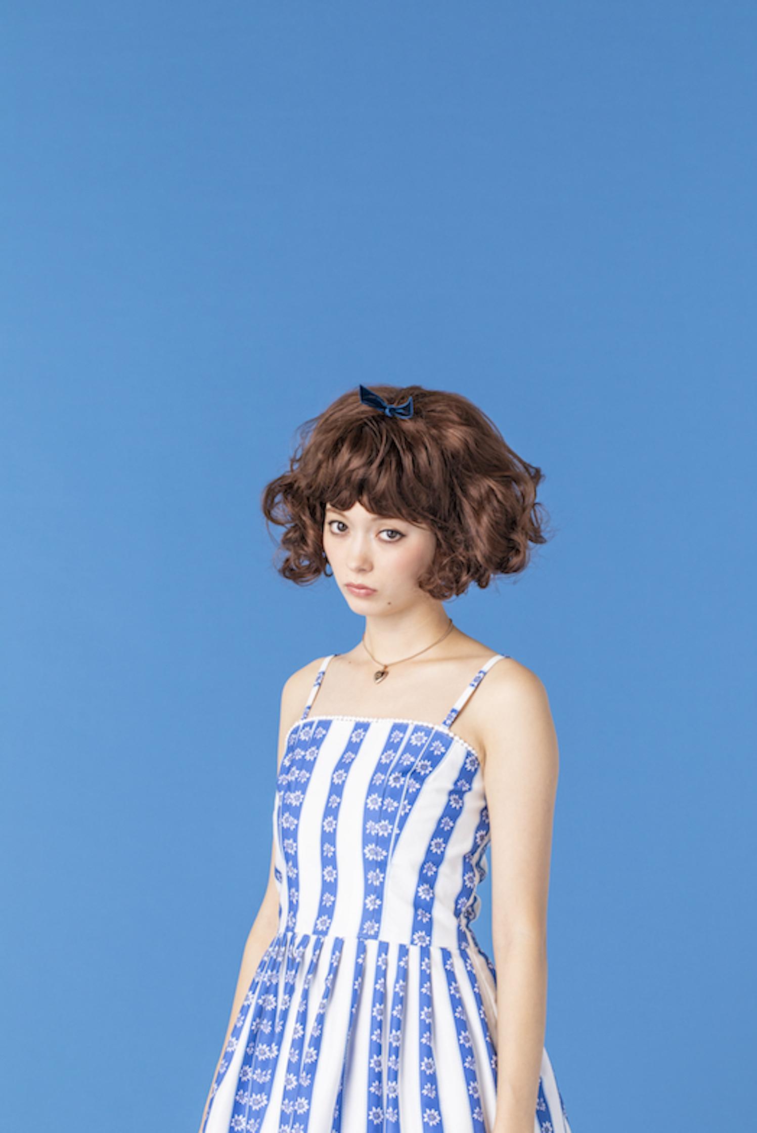 __ピュアで自由な女の青