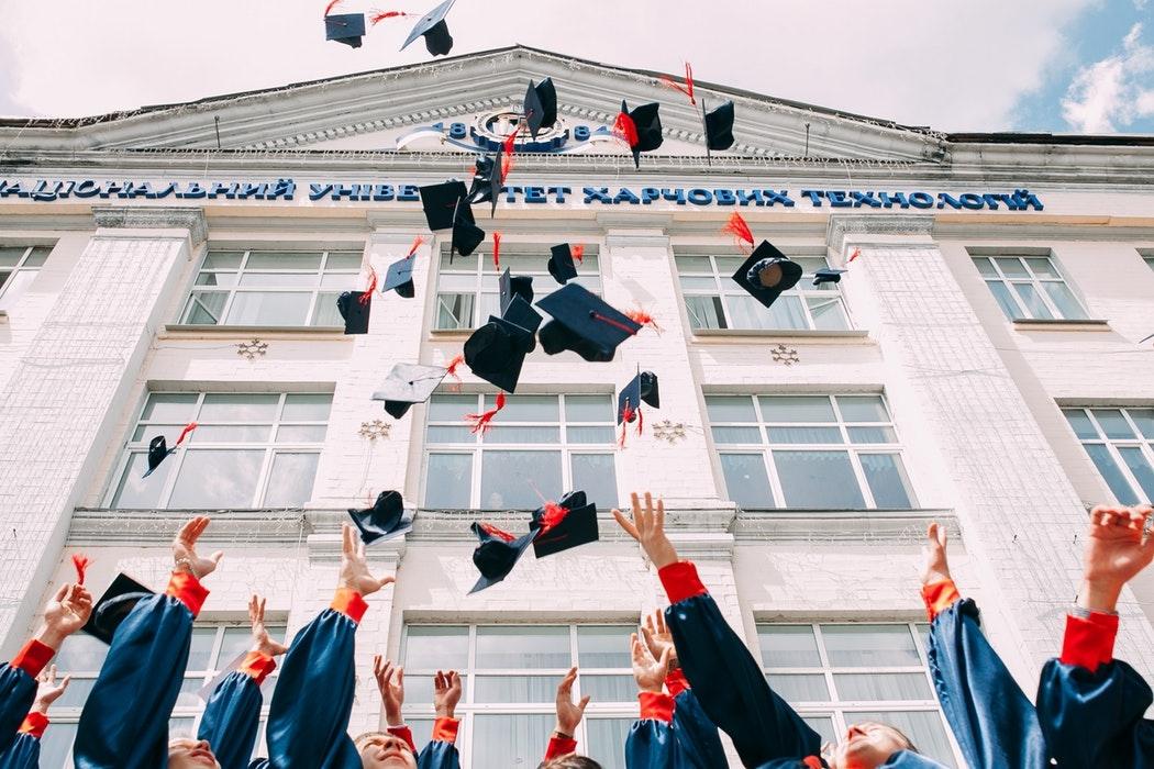 あれ、卒業ももう近い?