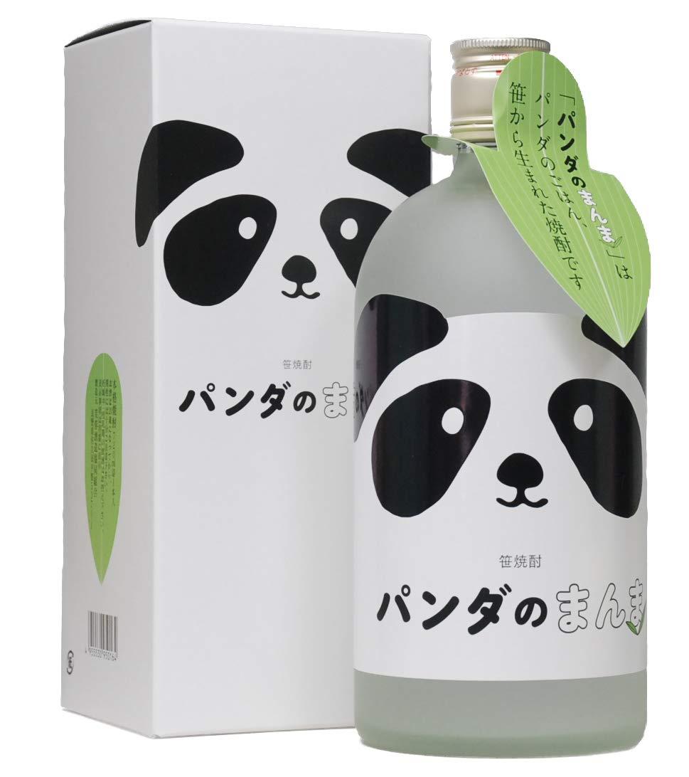パンダのまんま 笹焼酎