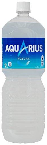 コカ・コーラ アクエリアス ペットボトル (2L)×10本