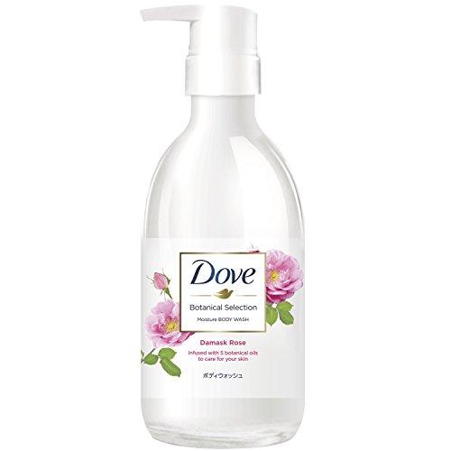 Dove(ダヴ)ボディウォッシュ ボタニカルセレクション ダマスクローズ
