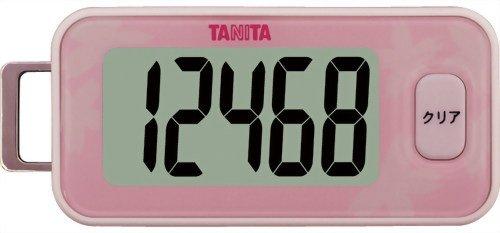タニタ(TANITA)3Dセンサー搭載歩数計