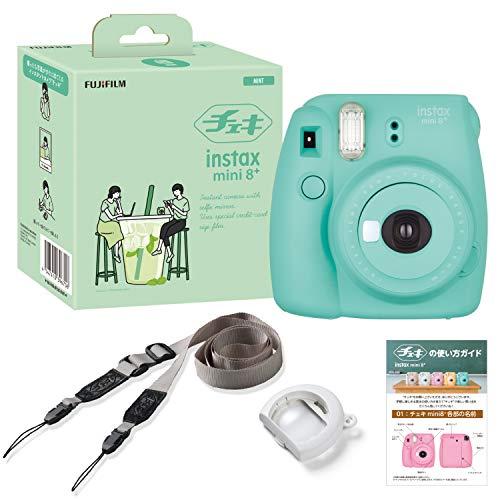 インスタントカメラ チェキ instax mini8プラス