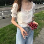 2019SSは『淡めデニム』さえあれば♡デニムパンツでつくる春の韓国女子コーデ