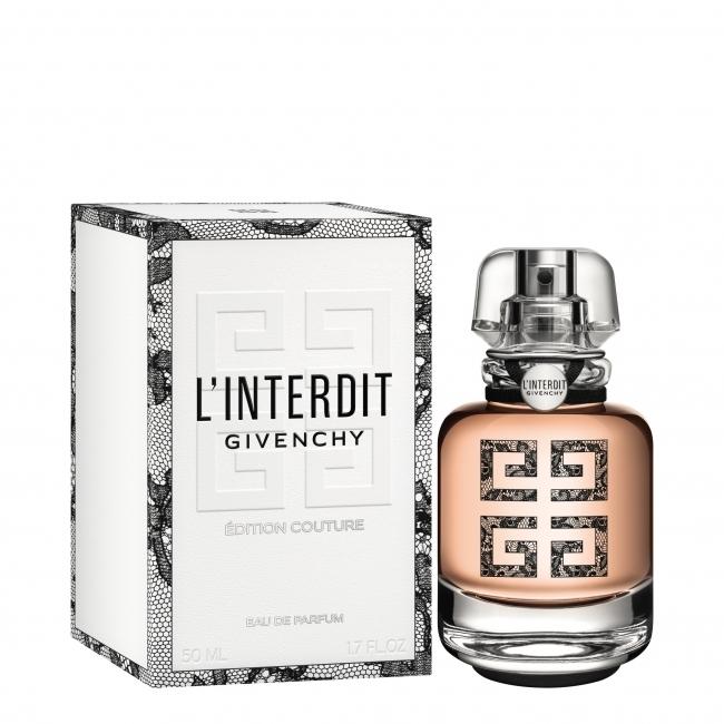 世界中で旋風を起こした禁断の香り。GIVENCHYの人気香水が限定ボトルで発売♡