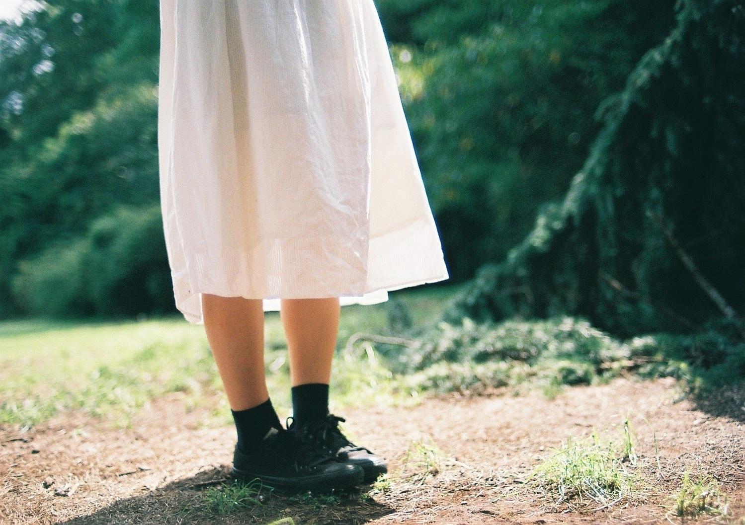 (♡)足の裏