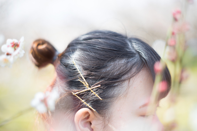 パターン1:髪色がダサいAちゃん
