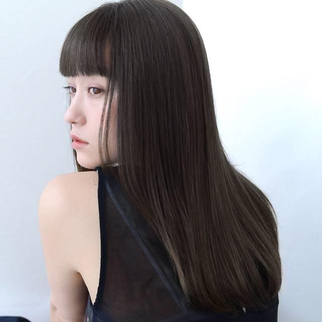 ・・・黒髪ヘアスタイルBOOK・・・