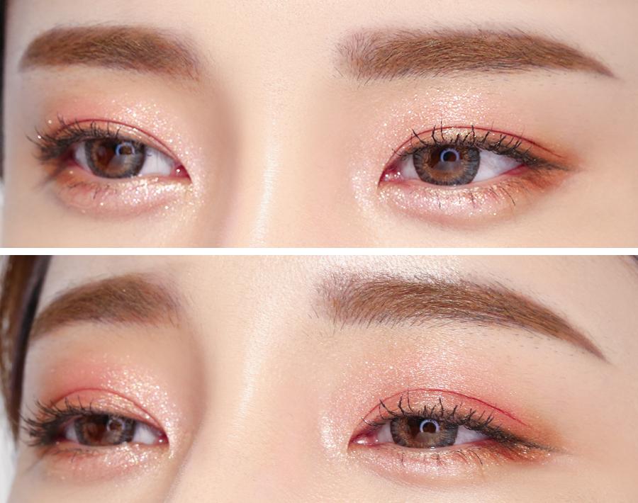 A:好きな方の眉毛に合わせて、描いてみて!