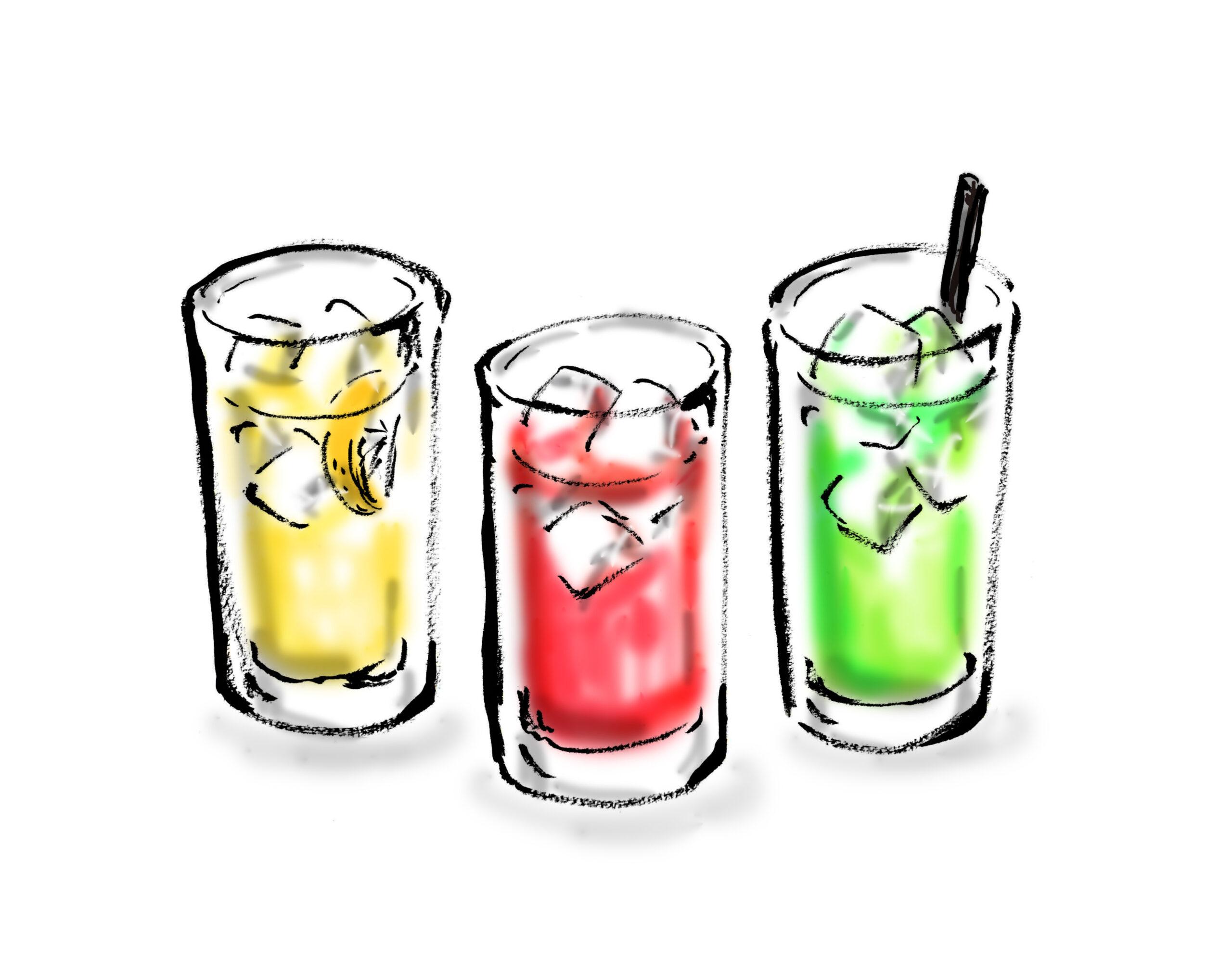 ♡:まずは飲み方をcheck