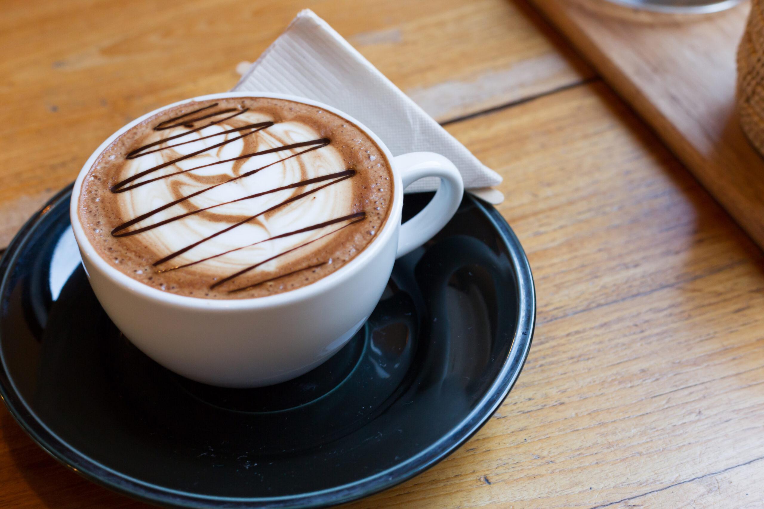 ビタースイートを求めるなら:カフェモカ