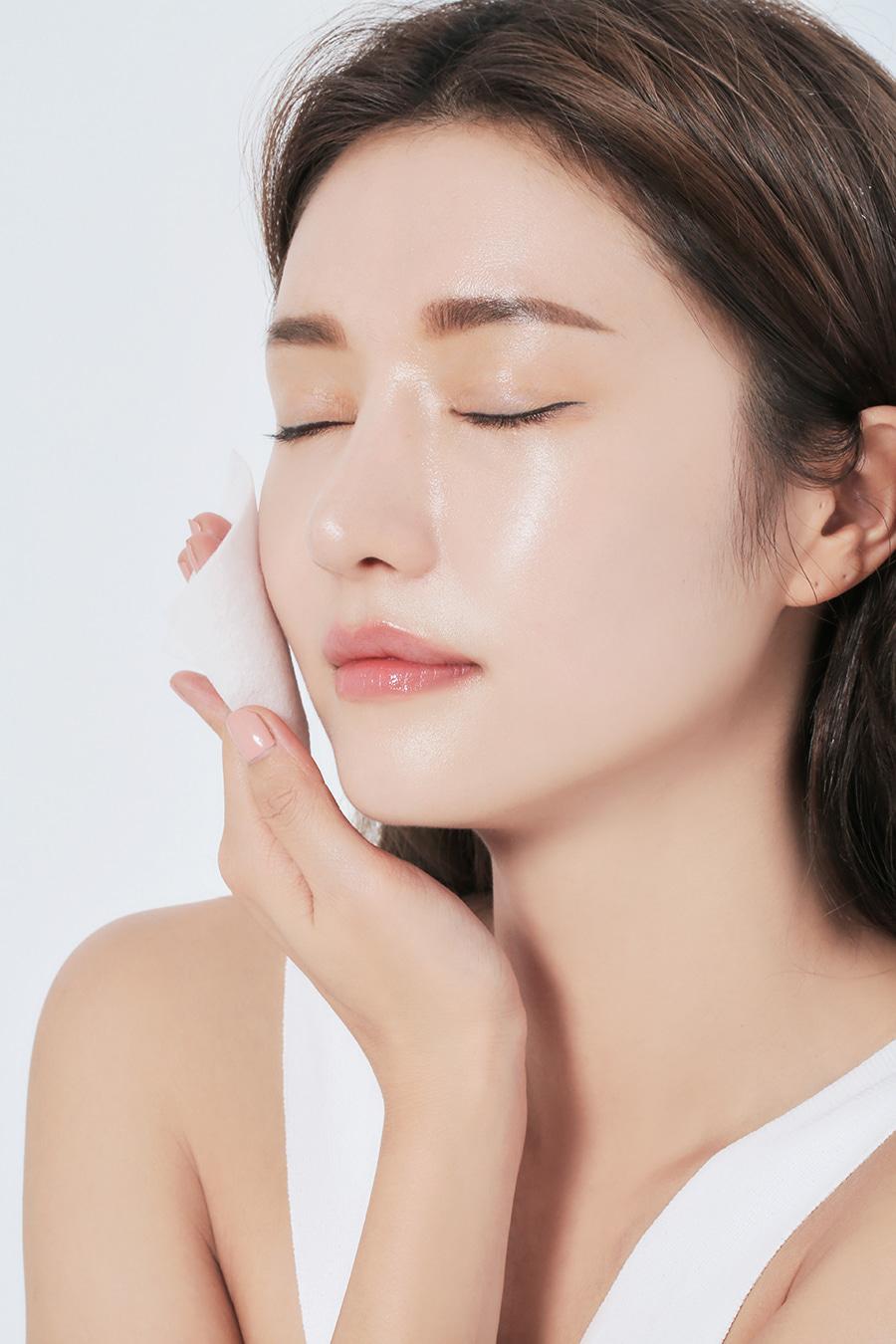 洗顔後は素早く保湿