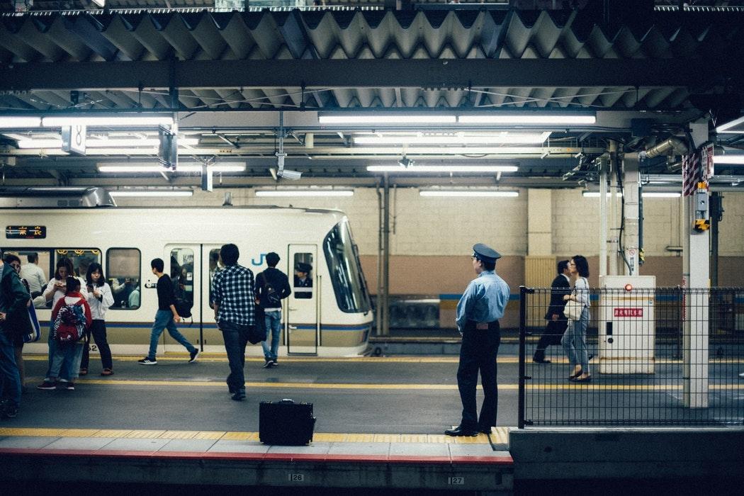#一駅前で下車 #時間かける