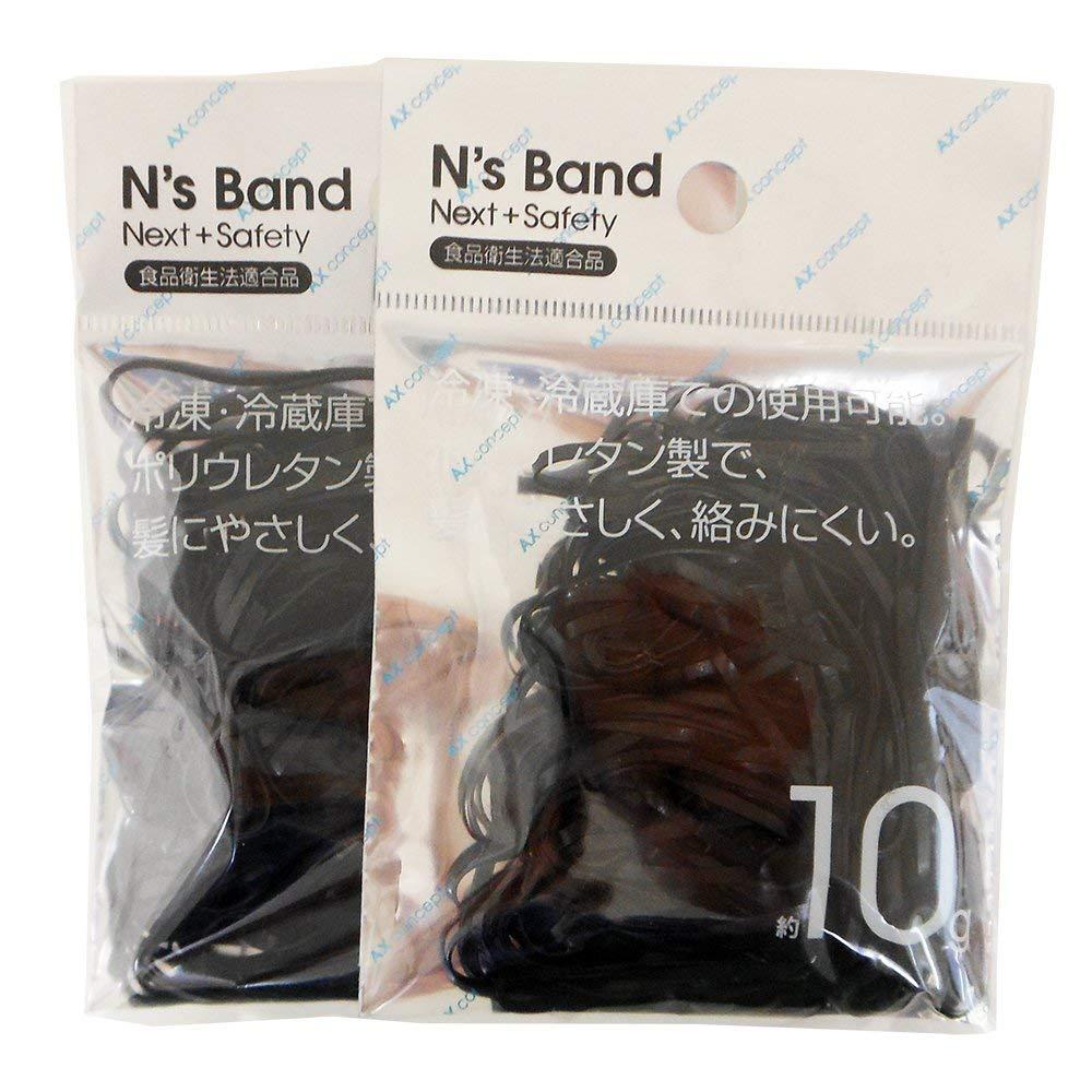 輪ゴム N's Band ブラック
