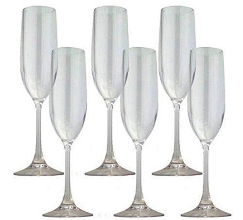 シャンパーニュ 合成樹脂グラス