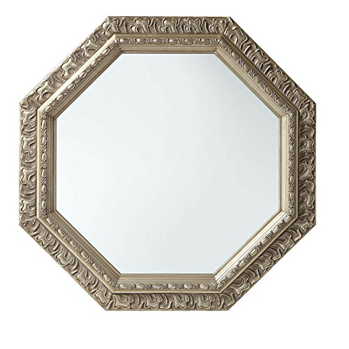 鏡 壁掛け 八角形