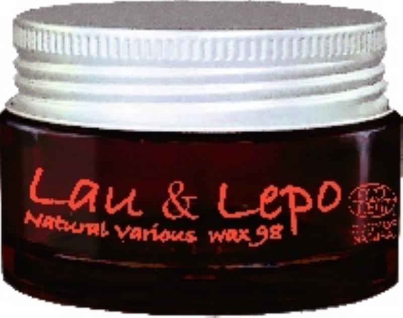 Lau&Lepo:ナチュラル ヴァリアス ワックス98 40g