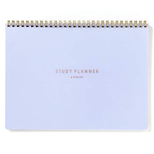 STUDY PLANNER WEEKLY blue