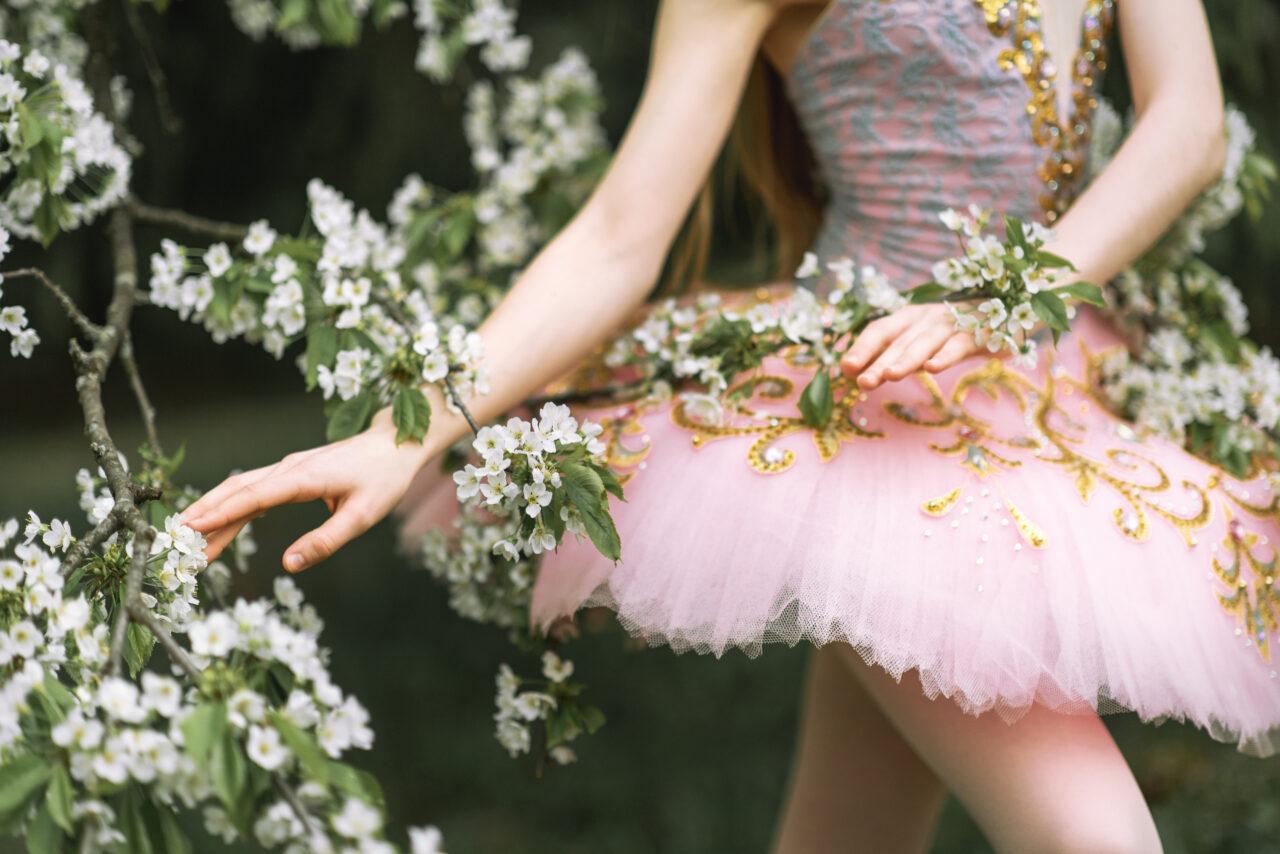 バレエ経験者は体のラインが綺麗。バレリーナから学ぶしなやかボディーになる方法