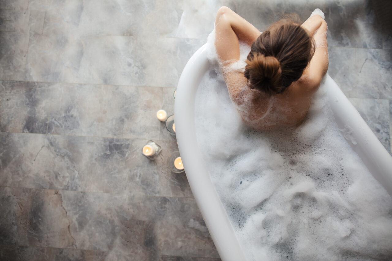 ちょっと退屈なお風呂時間。ゆっくりとした時間を快適にするためにできること6つ