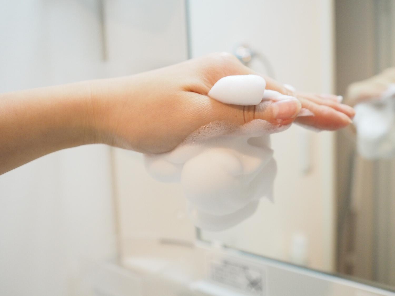 洗いすぎを防ぐ!