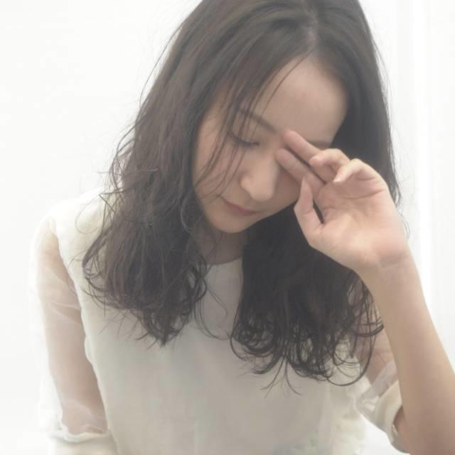 また鼻周りだけヨレてる〜(泣)