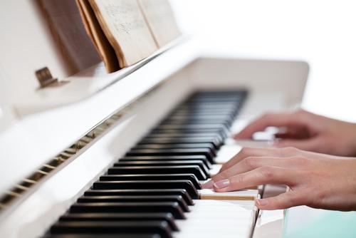 ピアノとネイルって、両立が難しい。