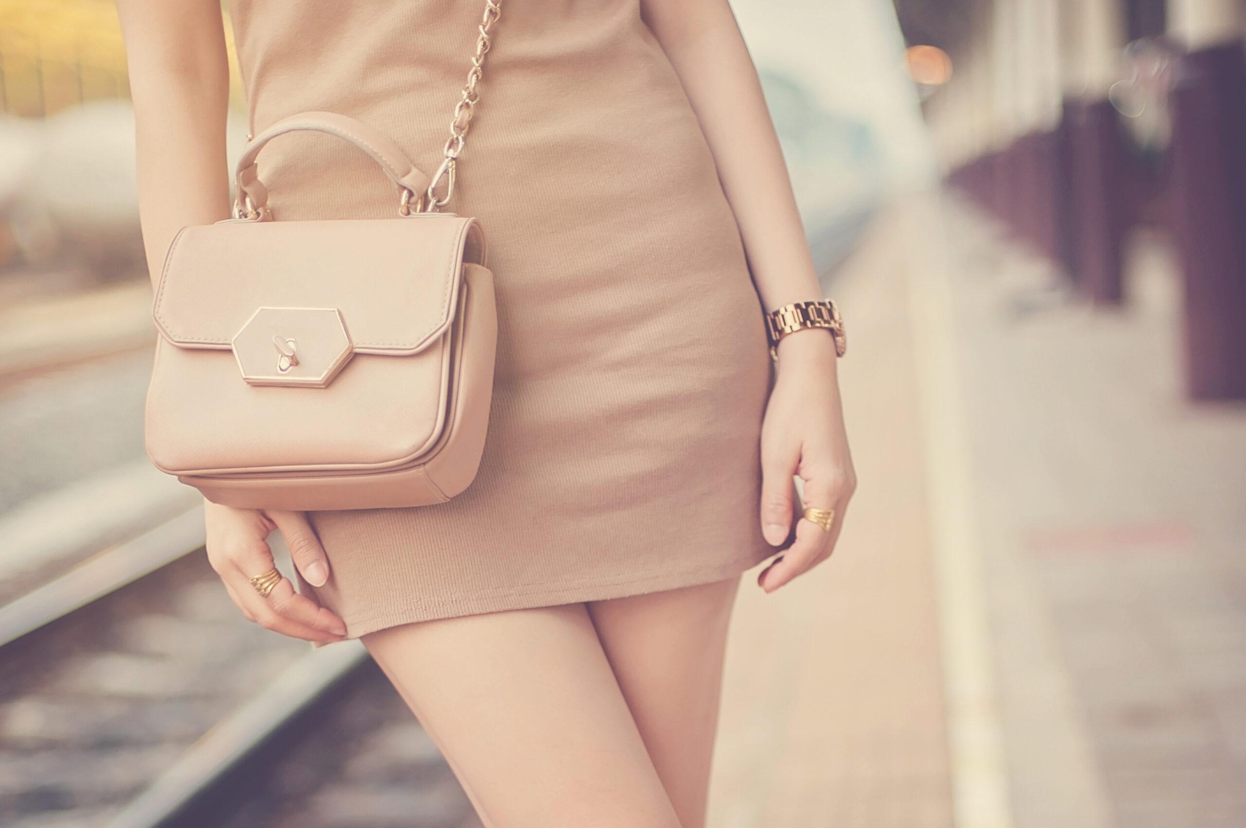 そのバッグちょっと大きすぎません?