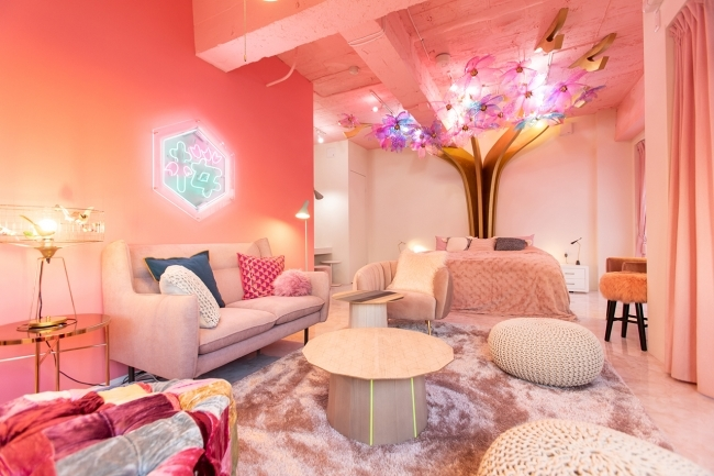 「MOSHI MOSHI ROOMS」