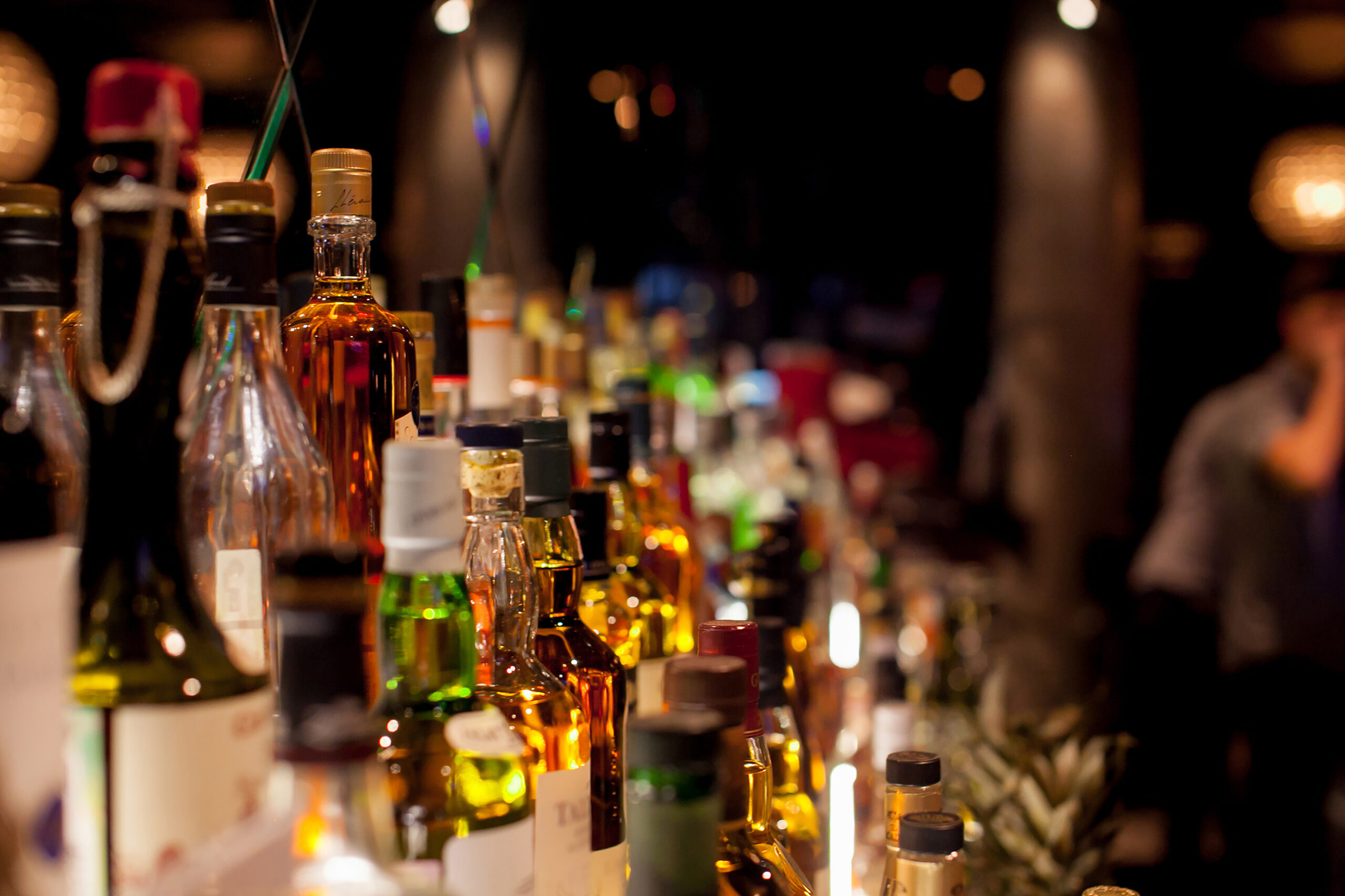 3.アルコールや塩分の摂取は控える