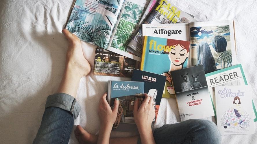 ~海外雑誌を多く取り扱っている書店~