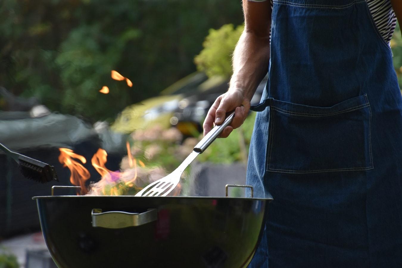 夏といえば、BBQ